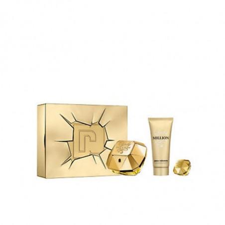 Set Lady Million Eau de Parfum con vaporizador- Paco Rabanne