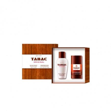 Set Tabac Original Eau de Cologne + Deodorante con vaporizador- Maurer & Wirtz