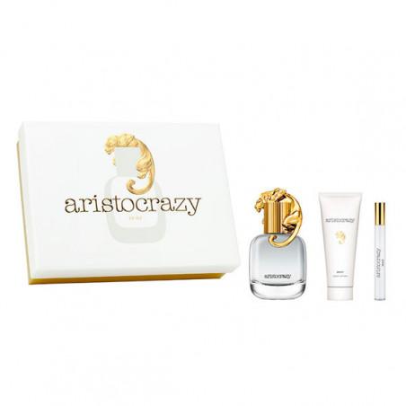 Set 3 piezas Brave Eau de Toilette +Body Milk + mini – Aristocrazy