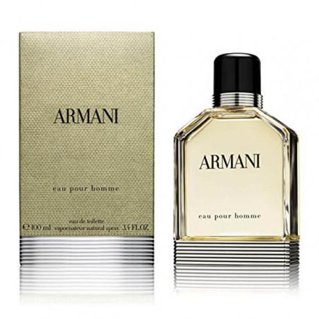 Armani pour Homme Eau de Toilette con vaporizador - ARMANI