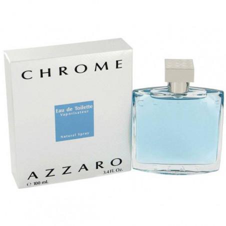 Chrome Eau de Toilette - Azzaro