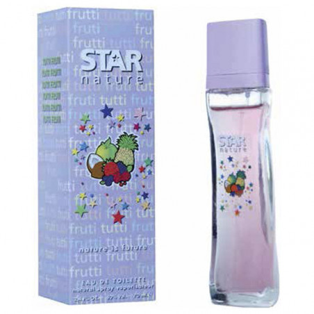 Tutti Fruti Eau de Toilette con vaporizador - Star Nature