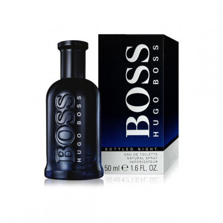 Boss Night Eau de Toilette con vaporizador – Hugo Boss