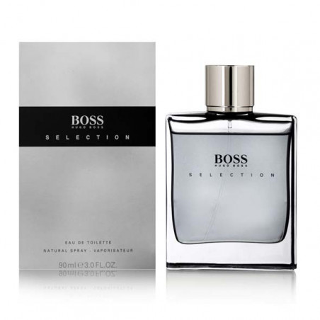 Boss Selection Eau de Toilette con vaporizador - Hugo Boss