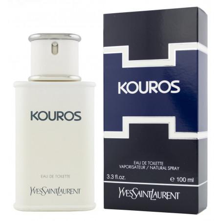 Kouros Eau de Toilette con vaporizador – Yves Saint Laurent