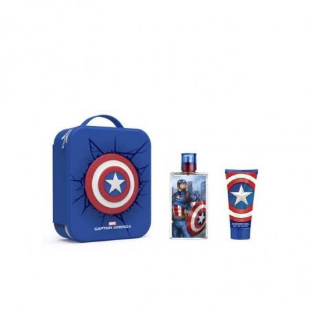 Neceser Capitan American Eau de Toilette + Gel de Ducha – Airval
