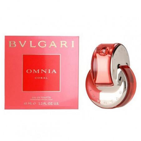 Omnia Coral Eau de Toilette con vaporizador – Bulgari