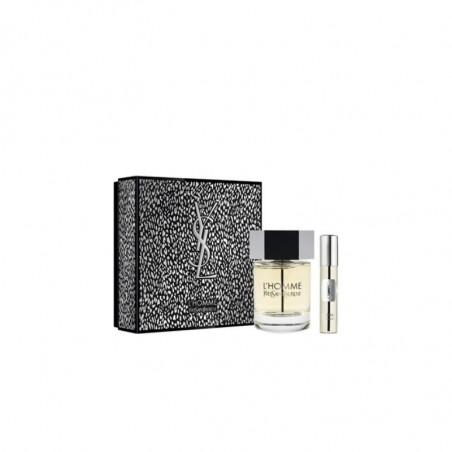 Travel Set L`Homme Eau de Toilette con vaporizador – Yves Saint Laurent
