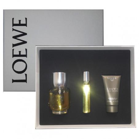 Set Loewe Pour Homme Eau de Toilette con vaporizador – Loewe