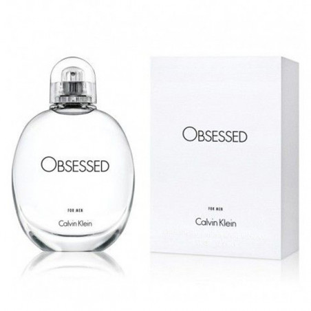 Obsessed For Men Eau de Toilette – Calvin Klein