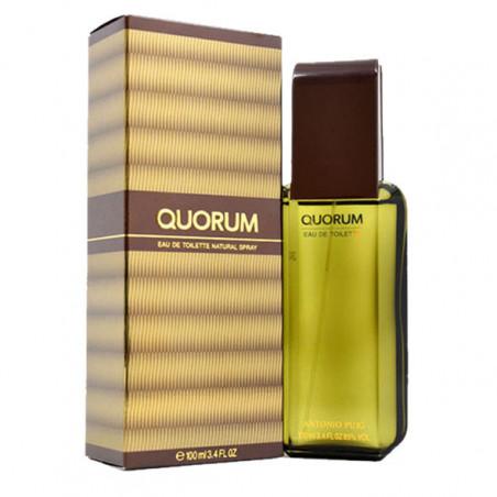 Quorum Eau de Toilette con vaporizador- Quorum