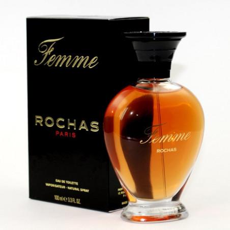 Rochas Femme Eau de Toilette con Vaporizador- Rochas