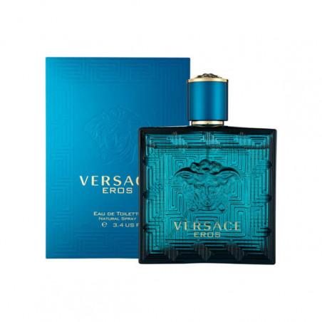 Eros Eau de Toilette con vaporizador- Versace