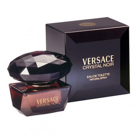 Crystal Noir Eau de Toilette con vaporizador- Versace