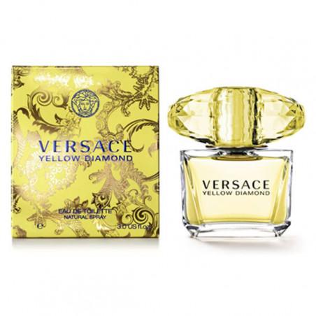 Yellow Diamonds Eau de Toilette con vaporizador- Versace