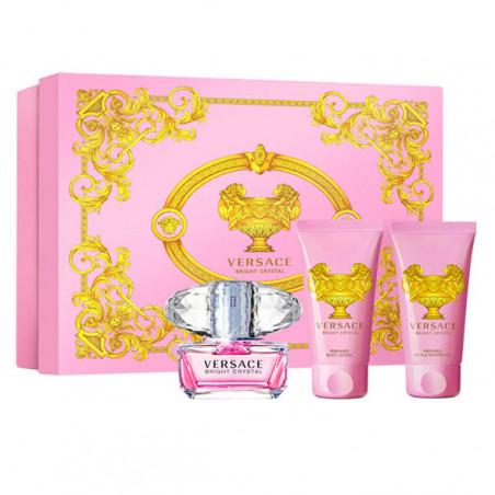 Estuche Bright Crystal Eau de Toilette con vaporizador- Versace