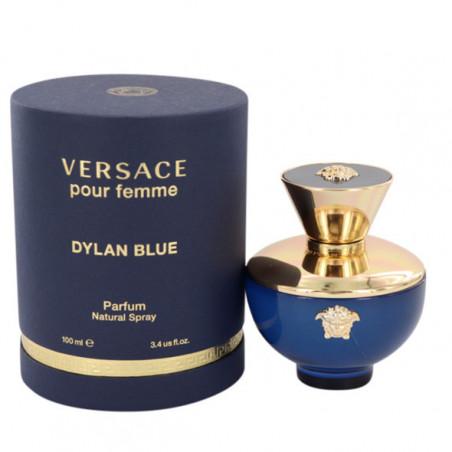 Dylan Blue Femme Eau de Parfum con vaporizador- Versace