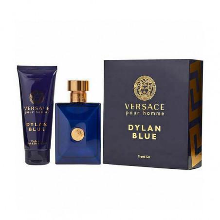 Estuche Dylan Blue Homme Eau de Toilette con vaporizador- Versace
