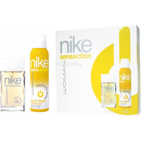 Estuche Nike Woman Sensaction Eau de Toilette con vaporizador – Nike