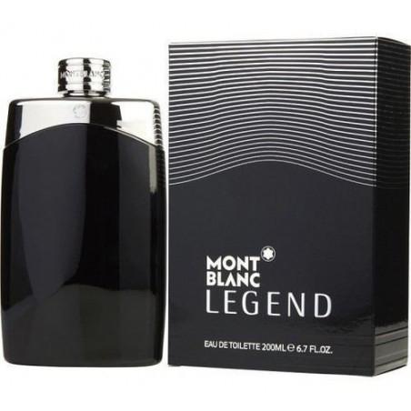 Legend Eau de Toilette con vaporizador – Mont Blanc