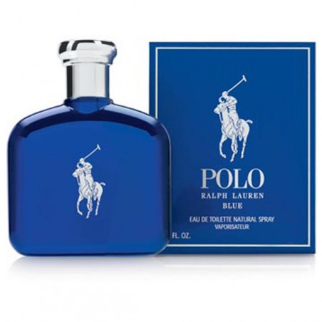 Polo Blue Eau de toilette con vaporizador- Ralph Lauren