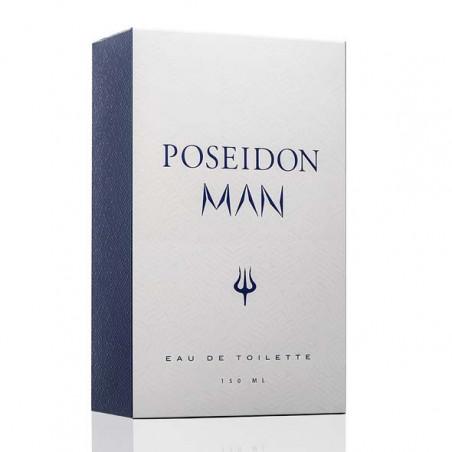 Poseidón Man Eau de Toilette con vaporizador- Instituto español