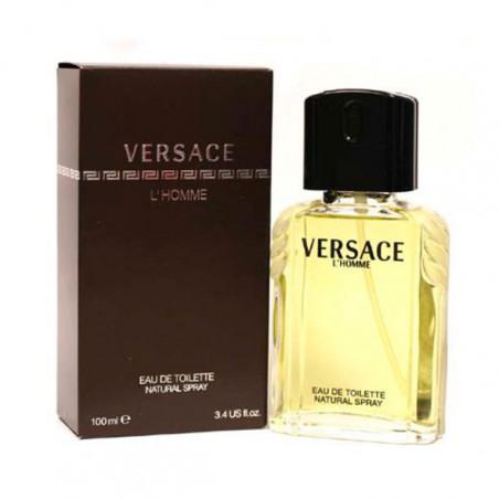 L'Homme Eau de Toilette con vaporizador- Versace