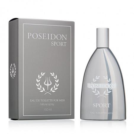 Poseidon Sport Eau de Toilette con vaporizador- Instituto español