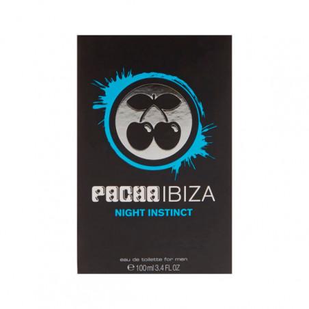 Night Instinct Eau de Toilette con vaporizador- Pacha Ibiza