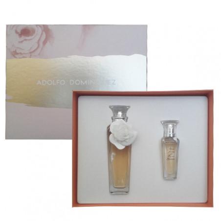 Estuche Agua de Rosas Eau de Toilette con vaporizador (edición especial) – Adolfo Domínguez