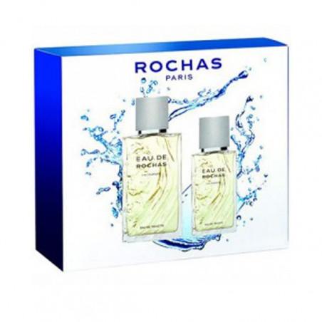 Estuche Eau Rochas Homme Eau de Toilette con vaporizador + After Shave + Gel – Rochas