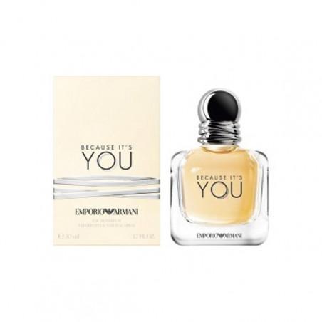 Because it's You Ella Eau de Parfum con vaporizador – Giorgio Armani