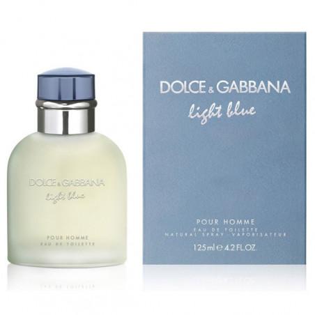 Light Blue pour Homme Eau de Toilette con vaporizador - Dolce & Gabbana