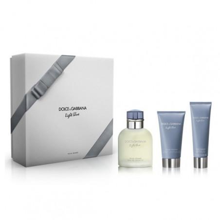 Estuche Light Blue Homme Eau de Toilette con vaporizador - Dolce & Gabbana