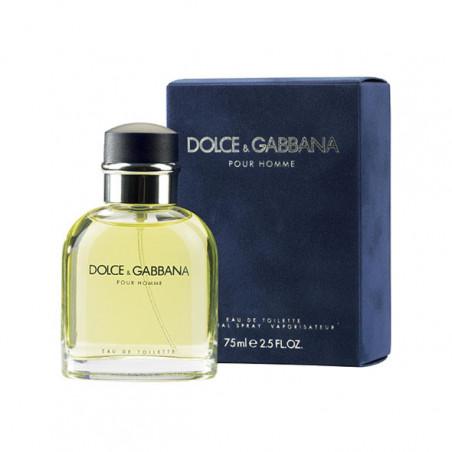 D&G Men Eau de Toilette con vaporizador - Dolce & Gabbana