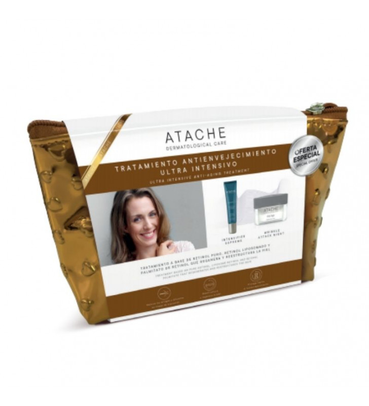 Pack. Wrinkle Attack - Atache