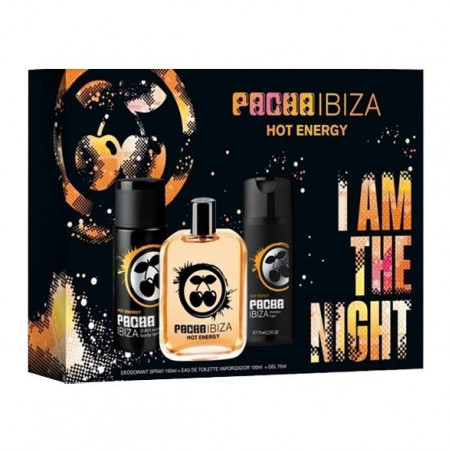 Estuche Pacha Ibiza Psicodelic Men Eau de Toilette con vaporizador- Pacha