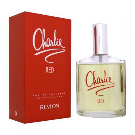 Charlie Red Eau de Toilette con vaporizador – Revlon