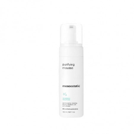 Cleansing Solutions. Purifying Mousse - MESOESTETIC