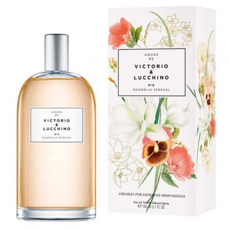 Nº 6 magnolia sensual Eau de Toilette con vaporizador – Victorio y Lucchino