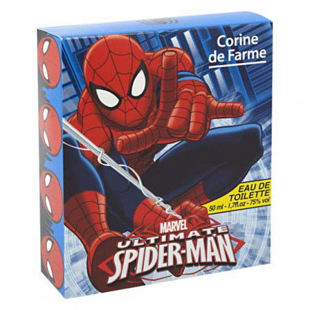 Spiderman Eau de Toilette - Corine de Farme