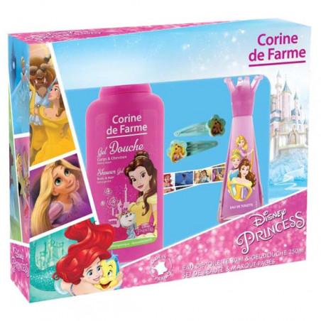 Estuche Princesas Eau de Toilete – Corine de Farme