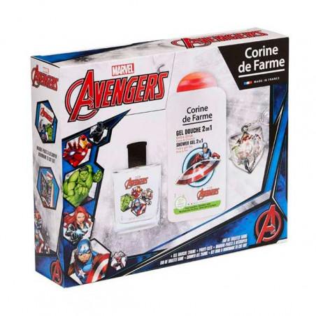 Estuche Avengers Eau de Toilete – Corine de Farme