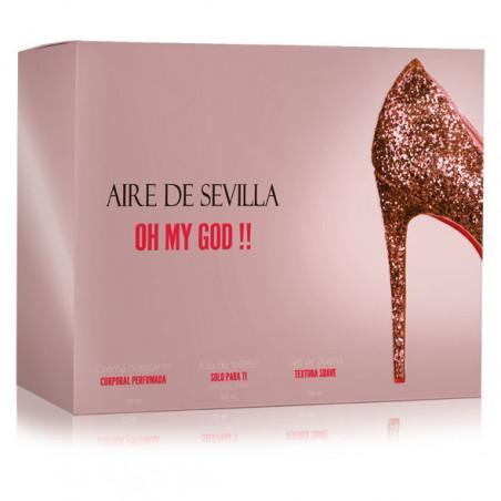 Estuche Aire de Sevilla Oh My God Eau de Toilette -Aire de Sevilla