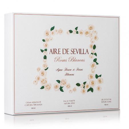 Estuche Aire de Sevilla Rosas Blancas Eau de Toilette – Aire de Sevilla