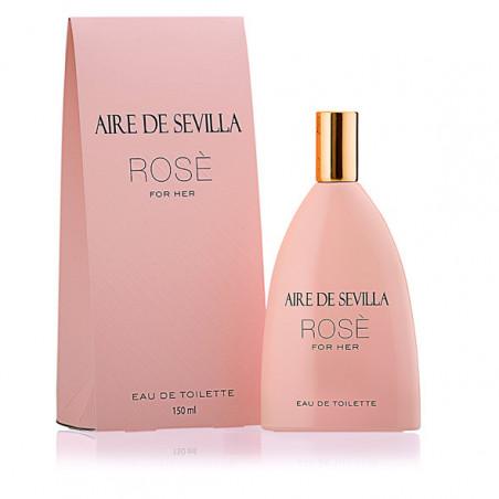 Rosé For Her Eau de Toilette con vaporizador– Aire de Sevilla