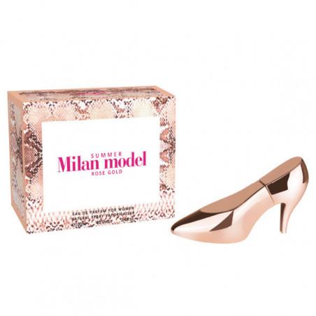 Milan Model Rose Gold Eau de Toilette – Aquarius