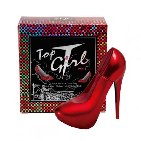 Top Girl Red Eau de Toilette con vaporizador - Aquarius