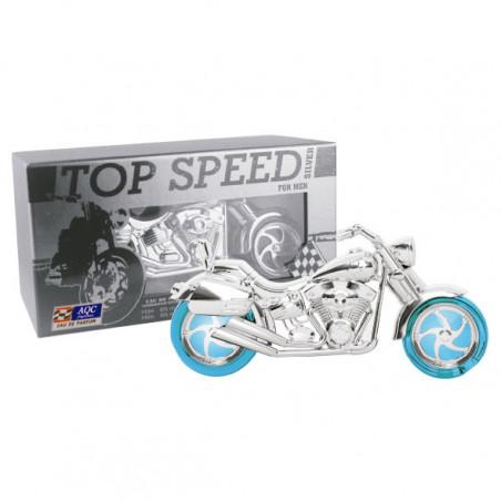 Top Speed Man eau de toilette con vaporizador - Aquarius