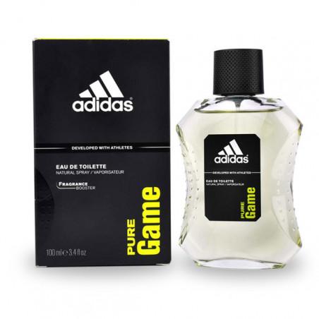 Pure Game Eau de Toilette con vaporizador – Adidas